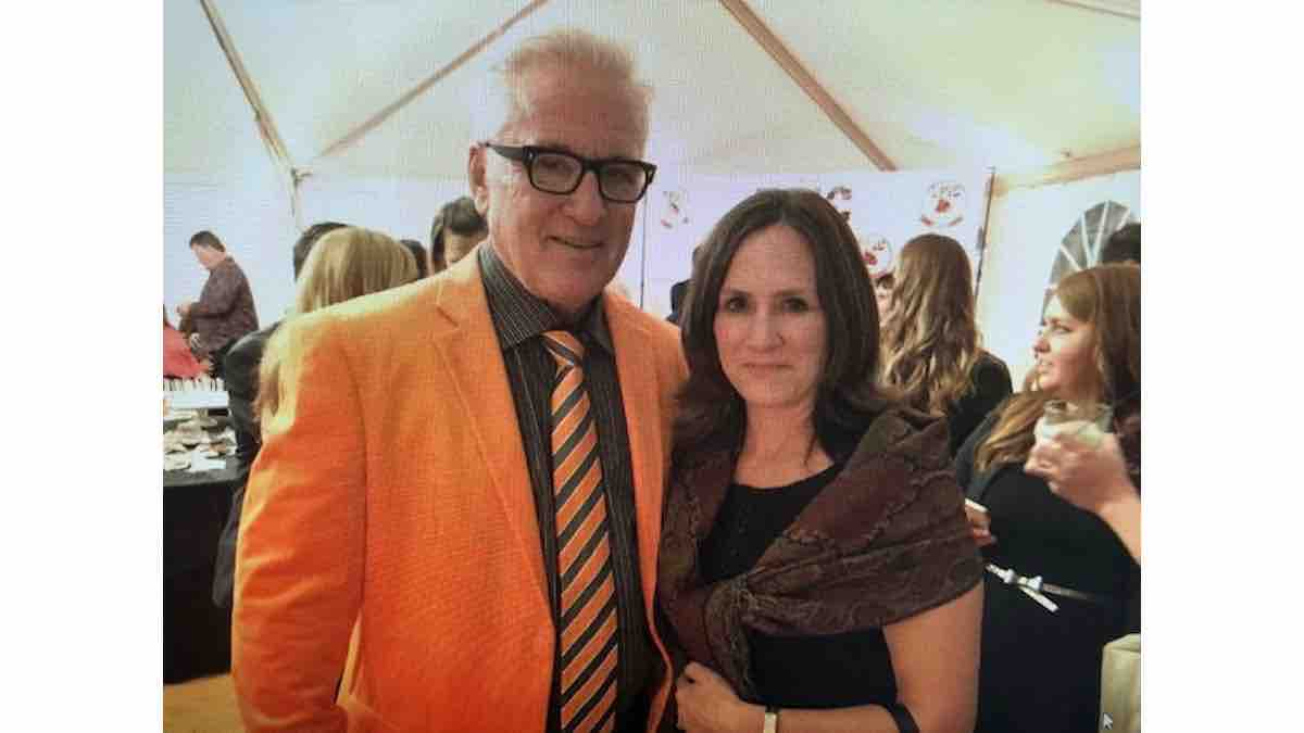 With Former Tampa Bay Rays Manager Joe Maddon