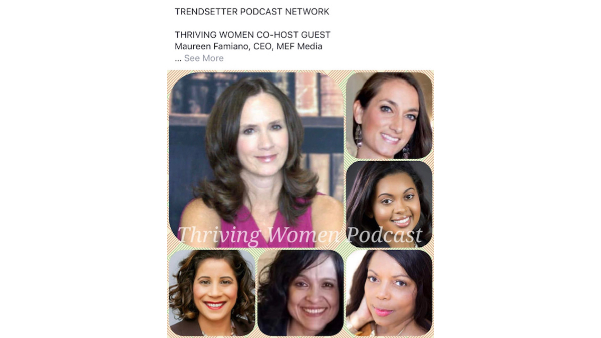 Thriving Women Podcast - 21191112
