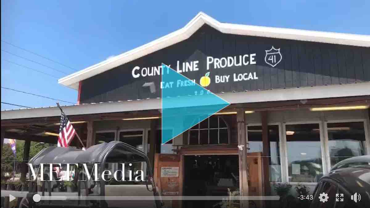 county line produce video