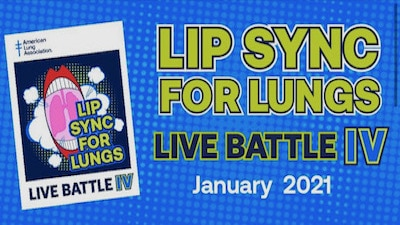 American Lung Association Lip Sync